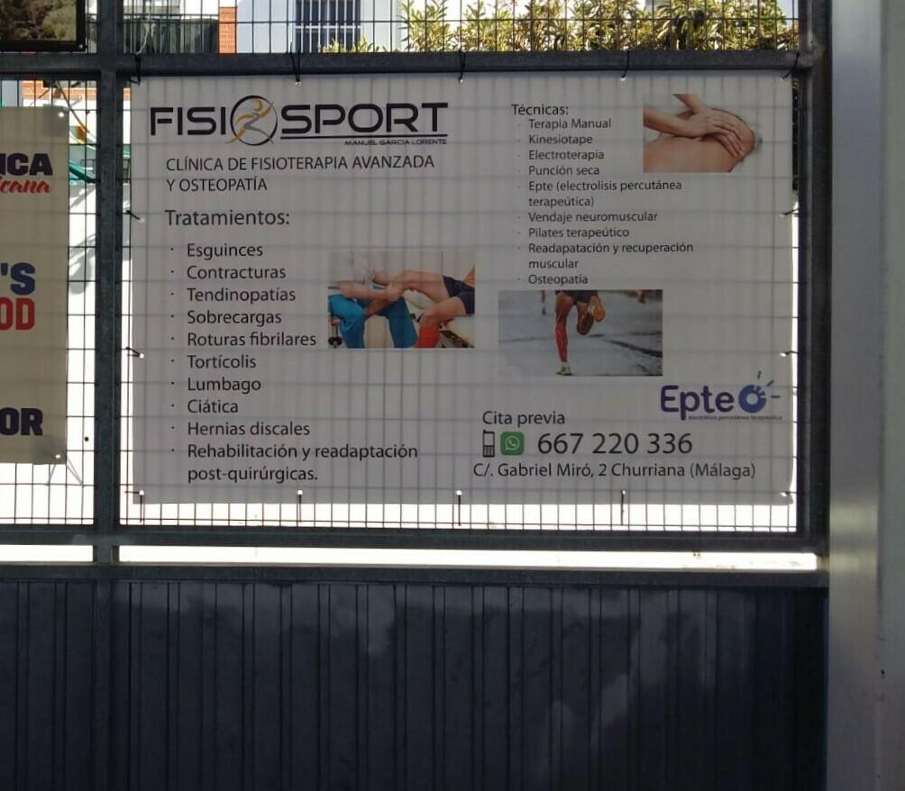 FisioSport futbol sala Churriana